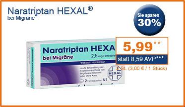 Naratriptan Hexal