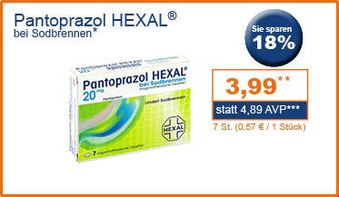 Pantoprazol Hexal