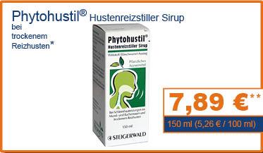 Phytohustil Hustenreizstiller