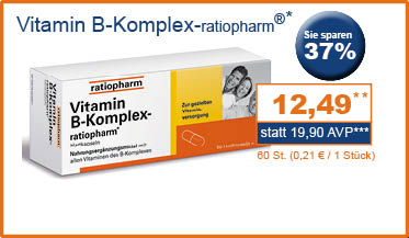 Vitamin B Komplex ratiopharm
